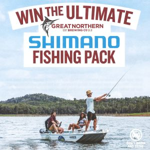 Win the ultimate Shimano fishing pack